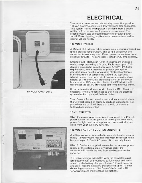 1983 fleetwood wilderness owners manual