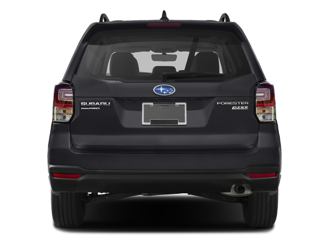 2018 subaru forester owners manual