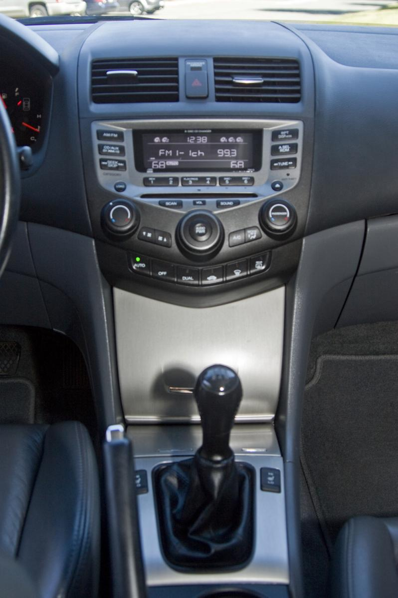 2006 honda accord coupe owners manual