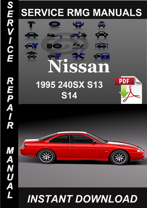 1995 nissan 240sx owners manual