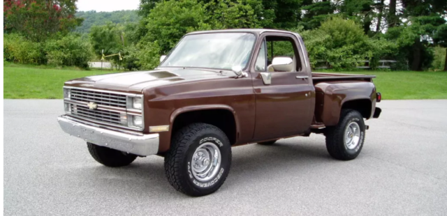 1983 chevy silverado free online owners manual