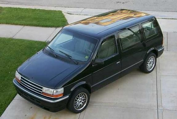 1991 plymouth voyager owners manual