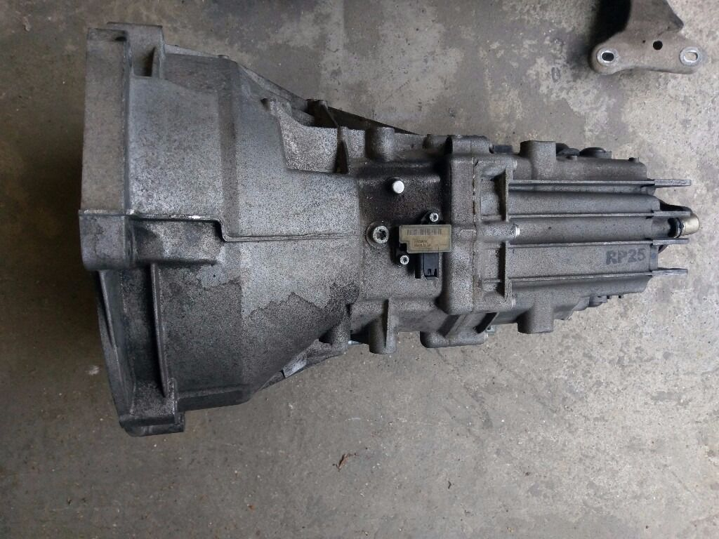 bmw 2 series manual gearbox