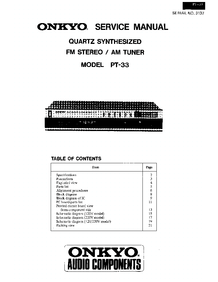 gme tx 4000 service manual
