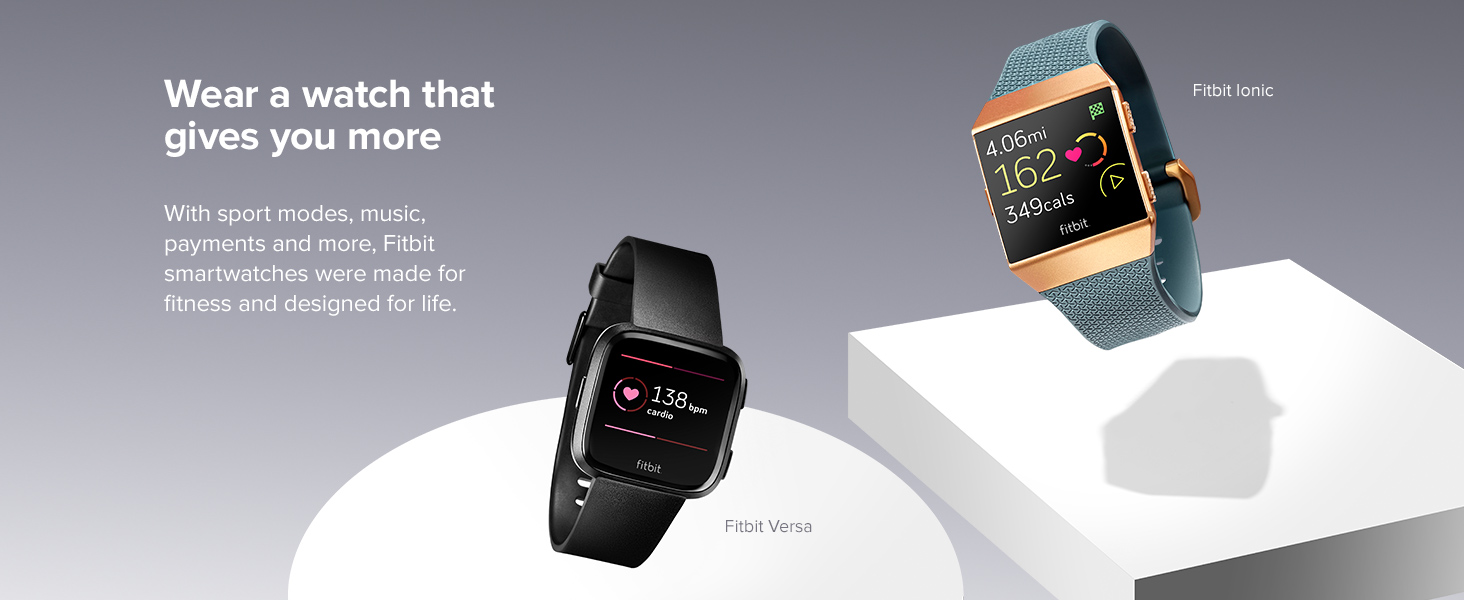 fitbit versa smartwatch user manual