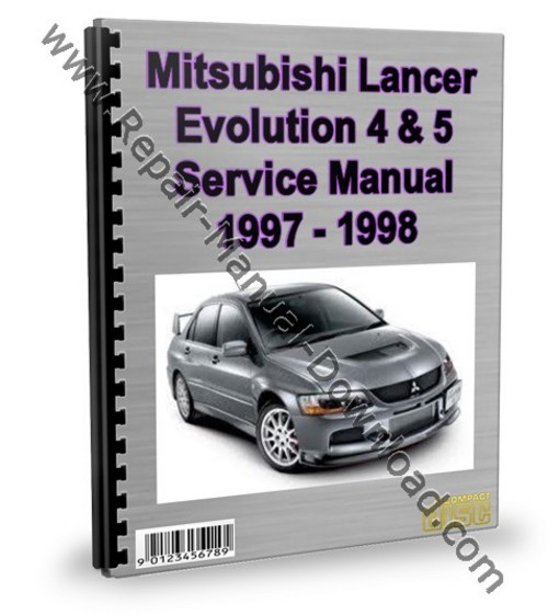 2002 mitsubishi lancer service manual pdf