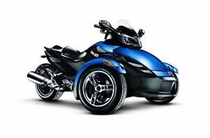 free can am spyder service manual