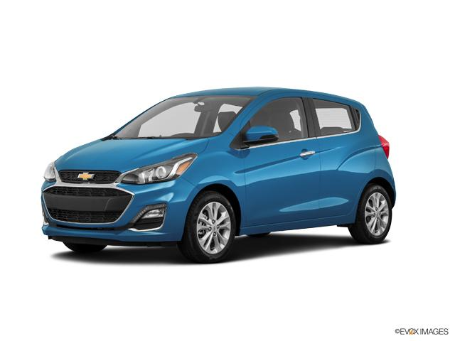 2019 chevrolet spark owners manual