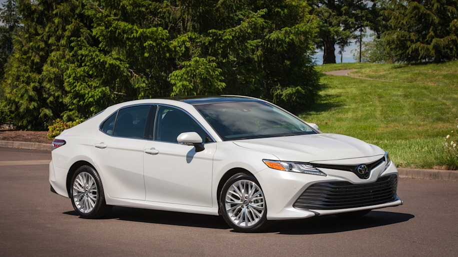2018 toyota camry xle owners manual