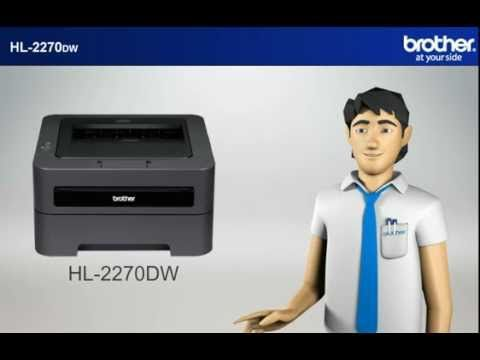 brother hl 2270dw service manual