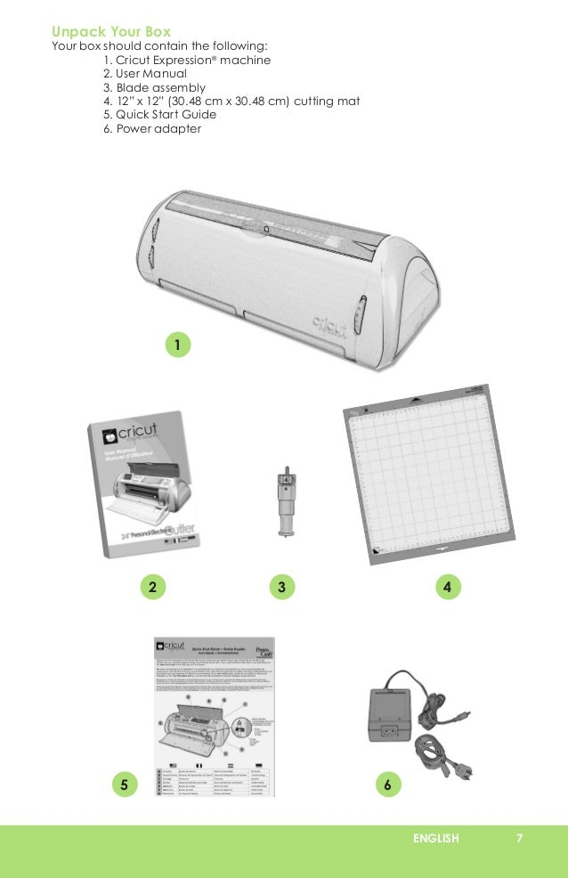 cricut expression 2 owners manual