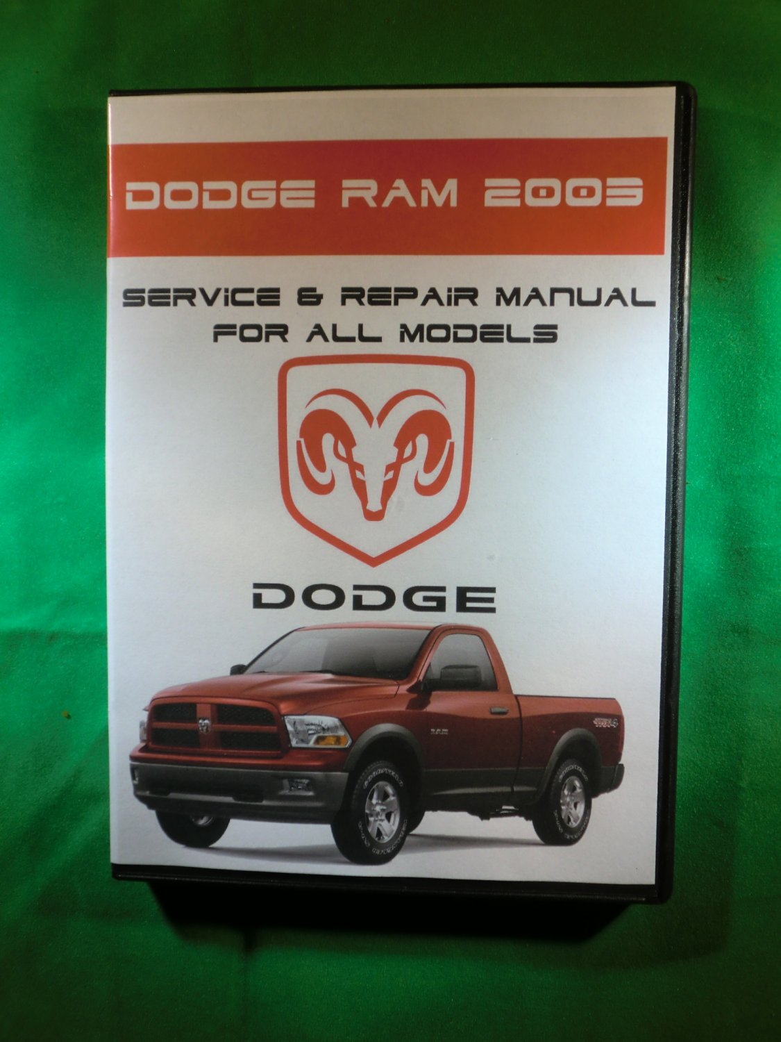 dodge ram 1500 service manual free