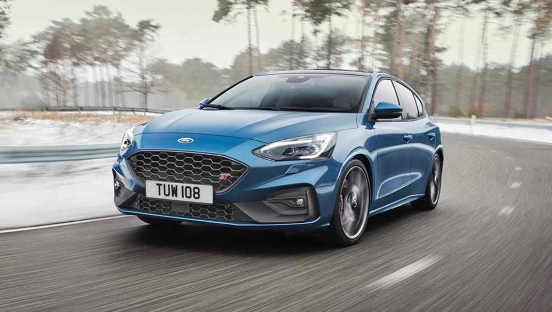 ford focus st user manual