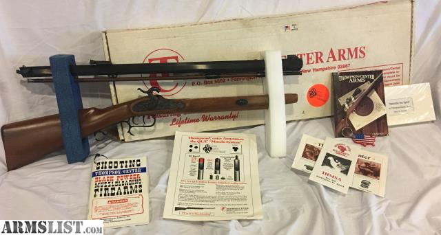 thompson center renegade 54 cal owners manual